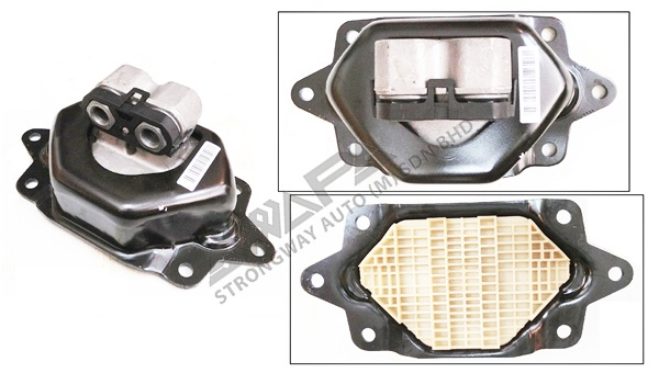 Engine mounting (rear), 21228153, D13A/B/C engine, Volvo