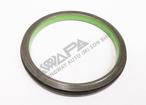 Flywheel oil seal, 22086413, 8148259, D9A/B, D11A/B/C engine, D9A/B