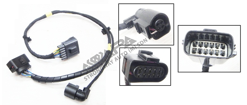 Injector wire only, 22347607, 21822967, FM11 truck, Volvo ... on
