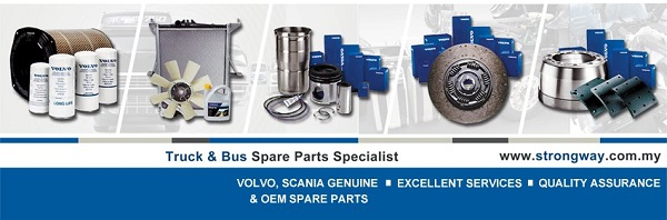 Volvo and Scania Truck & Bus spare parts specialist